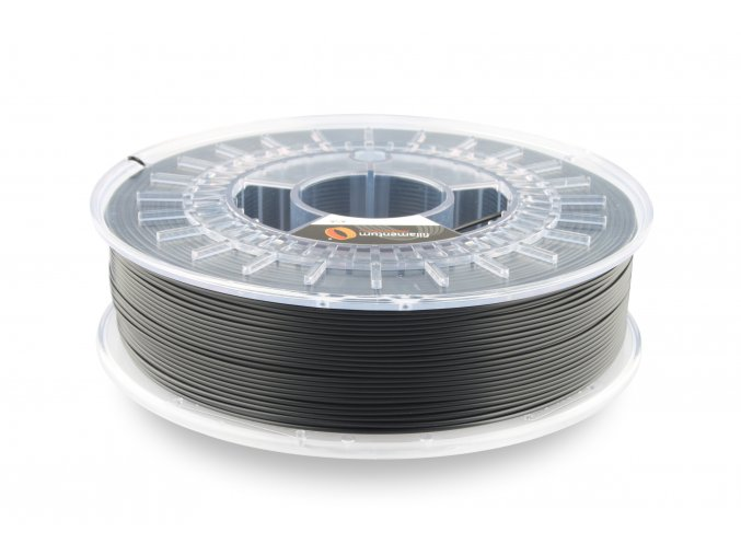 "ASA Extrafill ""Traffic black"" 2,85 mm 3D filament 750g Fillamentum"
