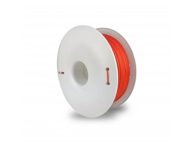 fibersilk metallic red FIberlogy filament