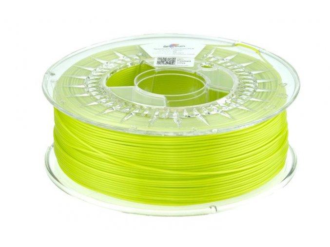 pol pl Filament PLA SILK 1 75mm Unmellow Yellow 1kg 1183 1