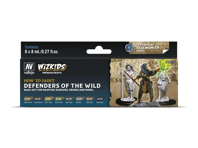80255 Wizkids Defenders Wild