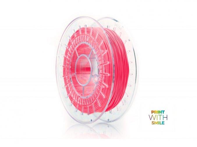 Filament flexibilní PWS TPU 20D neon pink 1,75mm