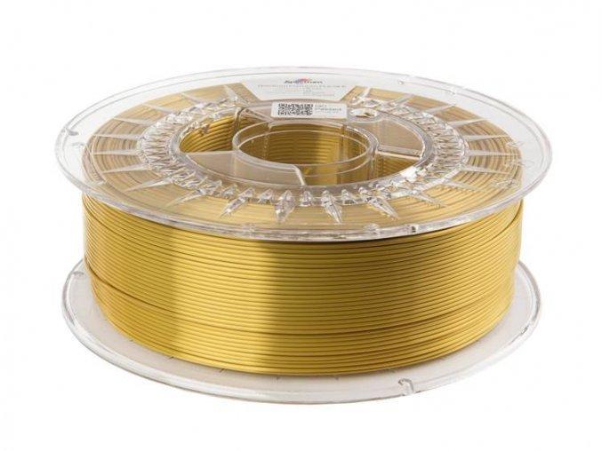 pol pl Filament PLA SILK 1 75mm Glorious Gold 1kg 1270 1