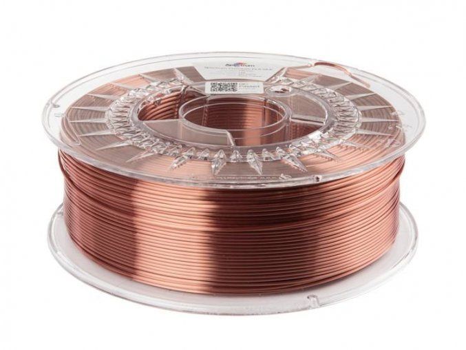 pol pl Filament PLA SILK 1 75mm Spicy Copper1kg 1272 1