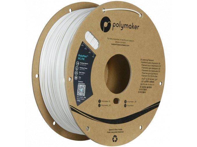 PolyMax PC FR White 175 Spool Picture Asymmetric 700x700