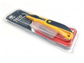 Vallejo T06012 Nůž na řezání plastů + 5 břitů