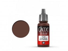 game color vallejo dark fleshtone 72044