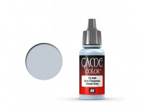 Vallejo Game Color 72046 Ghost Grey (17 ml)