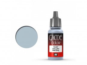 Vallejo Game Color 72047 Wolf Grey (17 ml)