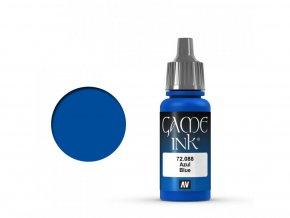 game color vallejo blue ink 72088