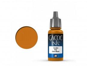 Vallejo Game Color 72093 Skin Wash Ink (17 ml)