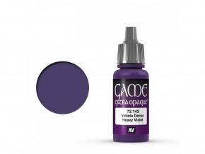 game color vallejo heavy violet 72142
