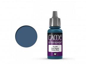 Vallejo Game Color 72143 Heavy Blue (17 ml)