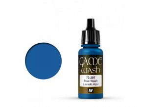 Vallejo Game Color 73207 Blue (17 ml)