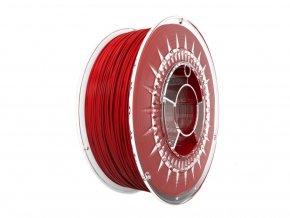 PLA filament 1,75 mm červený Devil Design 1 kg