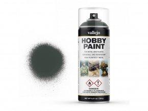 Vallejo Hobby Spray Paint 28026 Dark Green (400ml)