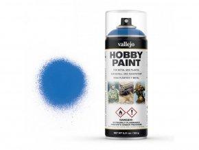 Vallejo Hobby Spray Paint 28030 Magic Blue (400ml)
