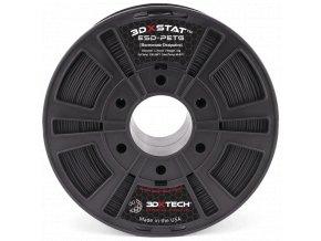 97 ESD PETG 175mm Black 1kg 3D Printer Filament