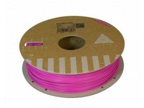 PLA filament z recyklátu růžová 1,75 mm Smartfil 0,75kg