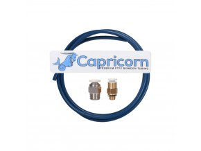 capricorn ptfe teflonova trubicka 194mm 1m s konektory capriset1m