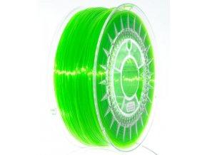 PETG 1.75MM jasně zelený transp DEVIL DESIGN