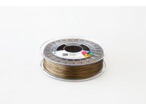 PLA tisková struna zlatá 1,75 mm Smartfil 1kg