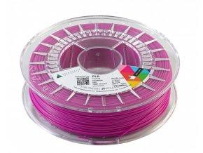 PLA tisková struna růžová Hillier Lake 1,75 mm Smartfil 1kg