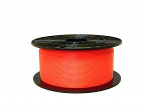 PLA tisková struna červená 1,75 mm 1 kg Filament PM