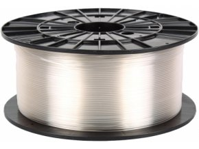 PLA tisková struna transparentní 1,75 mm 1 kg Filament PM