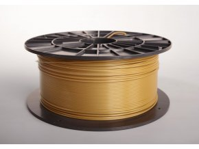 pla gold filament pm