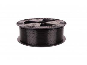PET-G tisková struna černá 1,75 mm 2 kg Filament PM