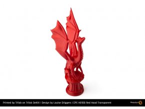 CPE HG100 Red Hood Transparent Trilab ARIA 1