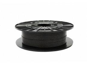 PLA tisková struna černý grafit 1,75 mm 0,5 kg Filament PM