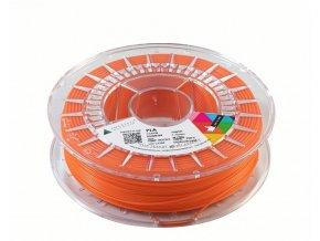 PLA filament oranžový Sunset 1,75 mm Smartfil 330g