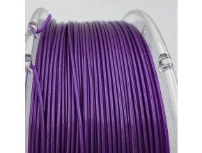 PET-G filament 1,75 mm Galaxy třpytivý fialový Devil Design 1 kg
