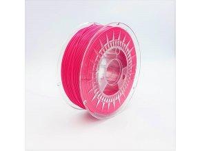 PETG jasně růžová tisková struna Devil Design 1,75mm 1kg