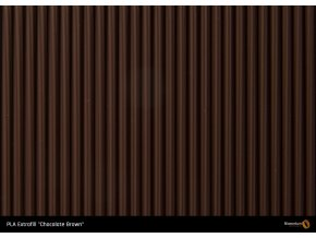 PLA Extrafill Chocolate Brown
