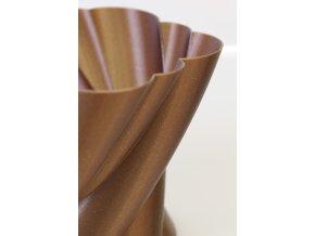 PETG Filament kávová bronzová coffe bronze cívka