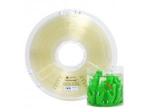 PolySmooth tisková struna transparentní 1,75mm Polymaker 750g