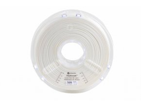 PolySmooth tisková struna sněhově bílá 2,85mm Polymaker 750g