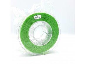 PET-G filament 1,75 mm jasně zelený Devil Design 330g