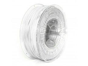 ABS+ filament 1,75 mm bílý white Devil Design 0,33kg