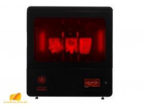 3D tiskárna LC MAGNA s velikostí pracovního objemu 510x280x350mm