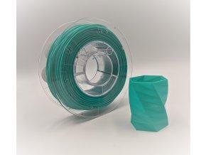 PET-G filament 1,75 mm smaragdově zelený emerald green Devil Design 1 kg