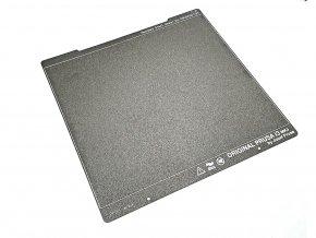 Oboustranný ocelový tiskový plát se zrnitým práškovým PEI povrchem