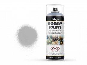 Vallejo Aerosol 28011 Grey Primer Spray (400ml)