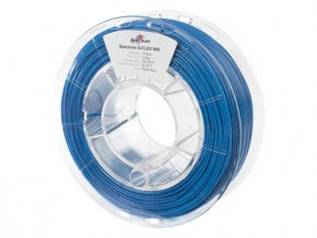 pol pm Filament S Flex 90A 1 75mm PACIFIC BLUE 0 25kg 1197 1