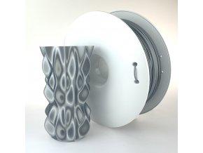 Silk Fiberlogy 1,75mm PLA Inox
