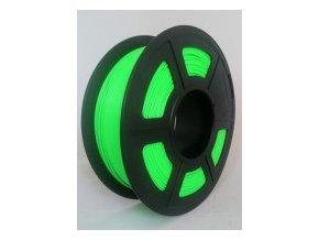 pla glow green 2