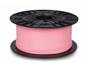 Růžový filament PLA+ Plasty Mladeč