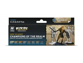 80250 Wizkids Champions of the Realm